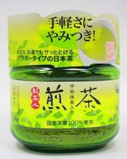 有樂町進口食品 AGF 新茶人宇治抹茶粉(48g) 綠茶粉 煎茶粉 48g