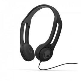 志達電子 S5IHDY-003 黑 美國 Skullcandy ICON 3 耳罩式耳機 for Apple Android