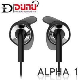 志達電子 ALPHA1 達音科 DUNU ALPHA 1 雙單體(動鐵+動圈) 耳塞式耳機 公司貨 MX980 可參考