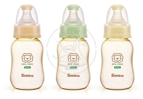【迷你馬】Simba 小獅王辛巴 PPSU葫蘆小奶瓶150ml S6121