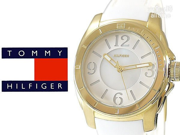 【完全計時】手錶館│Tommy Hilfiger 時尚主義 經典系列 特價優惠 新品 白金情人 M1781137