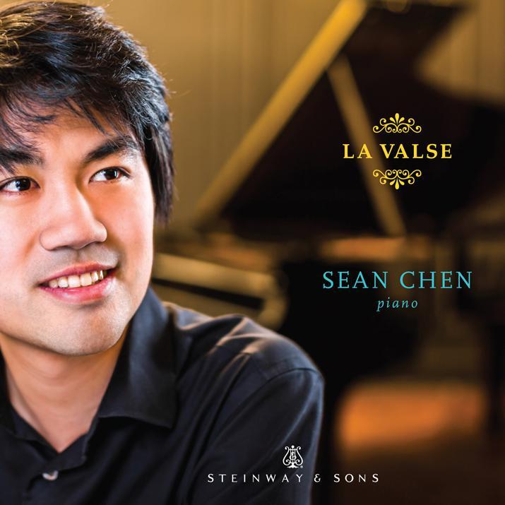 Steinway&Sons 陳宣堯(Sean Chen)/史坦威名琴:圓舞曲集(LA Valse)【1CD】