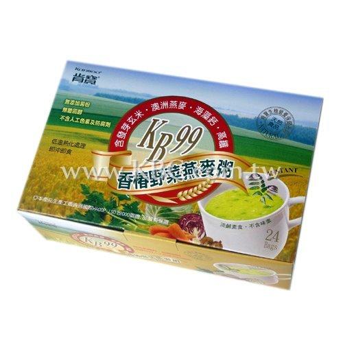 肯寶KB99香椿野菜燕麥粥