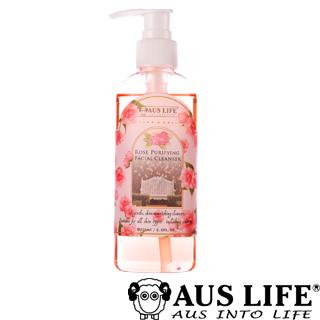 【AUS LIFE】玫瑰淨透白洗卸凝膠 200ml