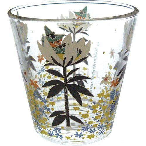 嚕嚕米 阿金玻璃杯/058-144