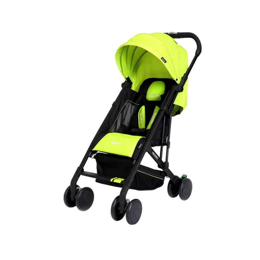 RECARO - Easylife嬰幼兒手推車 (萊姆綠) 附原廠背帶一條