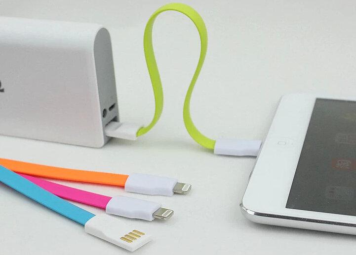 高速快充線 磁鐵短版 支援 iOS 8 iPhone 6 Plus 5/5S/5C iPad 4 iPad mini r