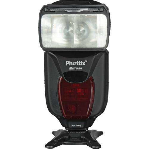 【普羅相機】PHOTTIX Mitros+ TTL 閃光燈 (SONY ISO 熱靴專用)