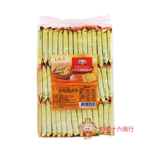【0216零食會社】健康日誌-法式蒜味脆餅(量販包)