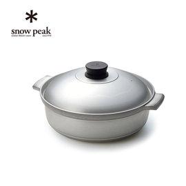 Snow Peak  鋁合金大圓鍋CS-250