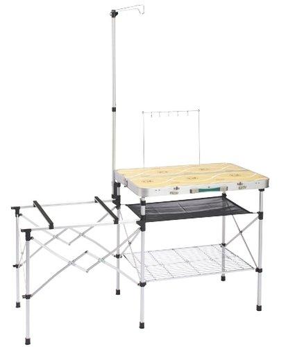 Coleman 輕便廚房桌 廚房桌、料理桌、摺疊桌 CM-3126JM000