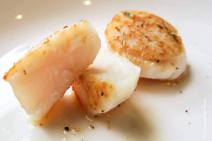【雞籠好魚】生食級日本鮮干貝(2L級)*1公斤1盒組★2個50元硬幣大的特大尺寸★