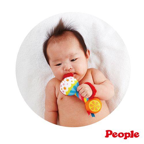 日本【People】手環手搖鈴