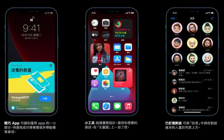iOS 14 滿載各種捷徑,方便你在需要時,取得想要的內容。