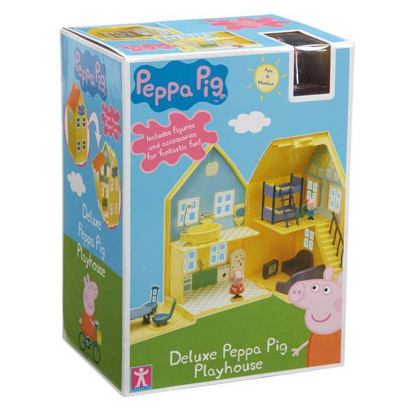 粉紅豬小妹 Peppa Pig 豪華房屋組→FB姚小鳳