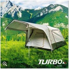 【【蘋果戶外】】Turbo Tent Lite 270 現貨 4~6人帳篷 快搭帳篷 炊事帳 客廳帳 非威力屋