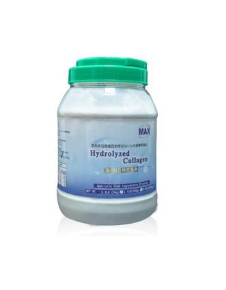 MAX 麥斯 德國進口 水解膠原蛋白 1g 試用包 使用德國Gelita