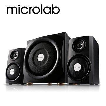 [天天3C] Microlab TMN-9U 三音路2.1聲道多媒體音箱系統