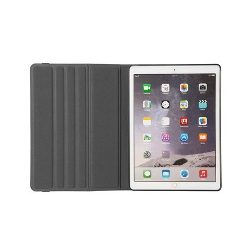 Targus VersaVu 適用於 iPad Pro 12.9吋 經典 360度 旋轉 皮革 質感 軍規 保護殼