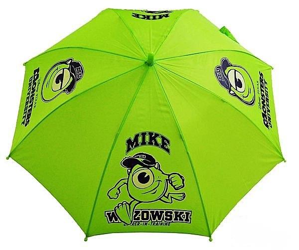 Disney 迪士尼 兒童傘/晴雨傘/手開傘/手開三折傘 大眼怪 *夏日微風*