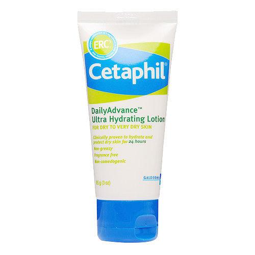 Cetaphil舒特膚 ERC5 強護保濕精華乳(乾燥敏感皮膚適用) 85g 加送旅行組【德芳保健藥妝】