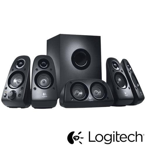 [買就送電影票一張] 羅技 Logitech Z506 75W 5.1聲道喇叭 3D立體環繞