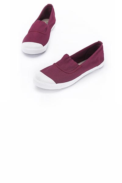 台灣製造 素面鬆緊款懶人鞋