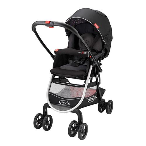【悅兒樂婦幼用品?】Graco 購物型雙向嬰幼兒手推車 城市商旅 CITIACE CTS-小花朵