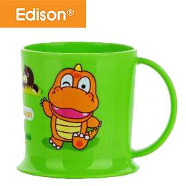 【悅兒樂婦幼用品?】愛迪生EDISON 神奇聰明水杯 (恐龍-綠色)