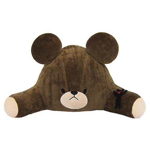 【享夢城堡】小熊學校 我的恰奇系列-護腰靠墊