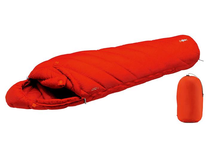 【鄉野情戶外專業】 mont-bell |日本| Alpine Down Hugger 羽絨睡袋 #1/800FP/1121300 (適溫-4°C)