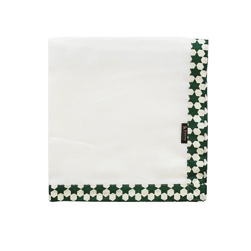 韓國【 Borny 】多功能透氣純棉紗巾(六角星)