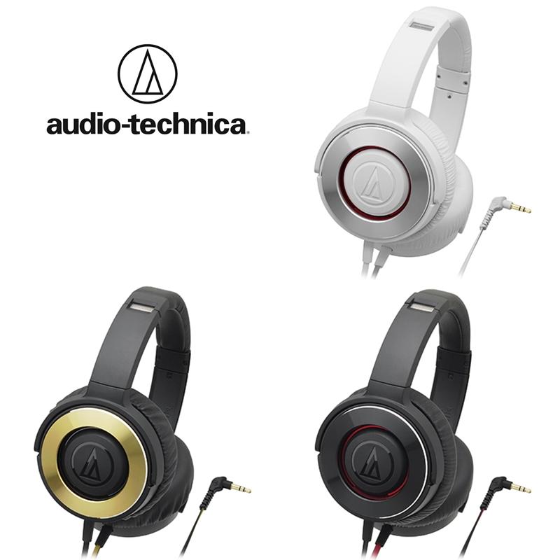 又敗家@日本鐵三角密閉型耳罩式耳機ATH-WS550折疊耳罩耳機Solid Bass適MP4 MP3隨身聽CD播放器智慧手機耳機Android安卓Apple蘋果iPhone iPod iPad mac..