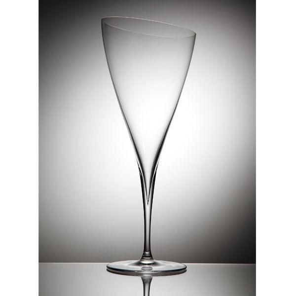 斯洛伐克《Rona樂娜》Sagitta倒三角杯系列-葡萄酒杯-340ml(1入)