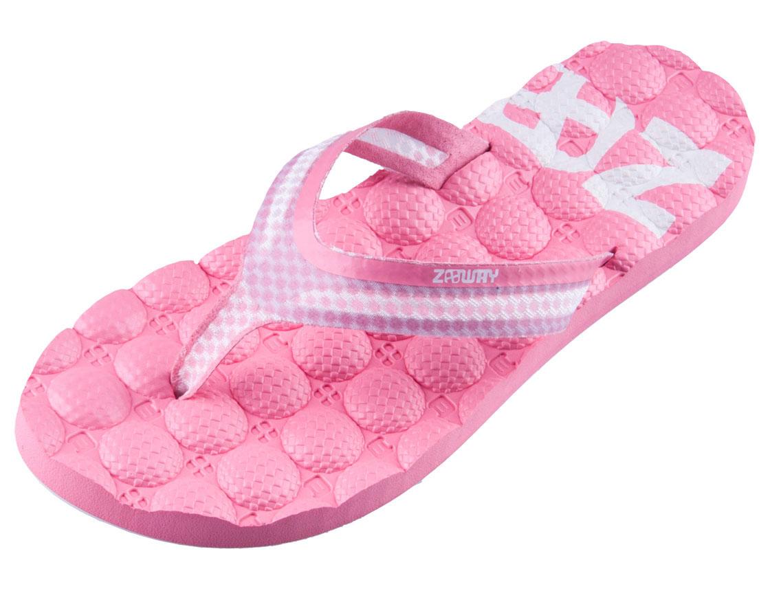 ZABWAY 女性 BUBBLE 沙灘拖鞋 舒服 舒適 柔軟 止滑 耐磨 人字 人體工學 輕巧 質感 夾腳 休閒