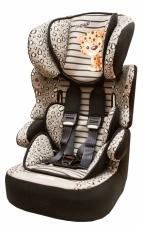 『121婦嬰用品館』納尼亞 成長型汽座 - 旗艦款 - 卡通系列 - 花豹灰 FB00316