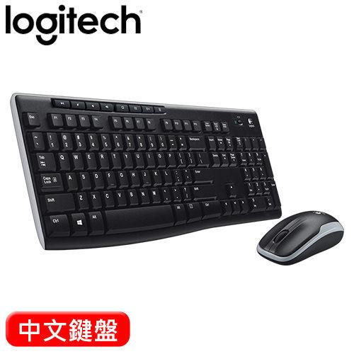 【Logitech羅技】 MK270r 無線鍵盤滑鼠組USB