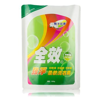 【豪上豪】毛寶-全效強淨洗衣精補充包(1800gx6入/箱)