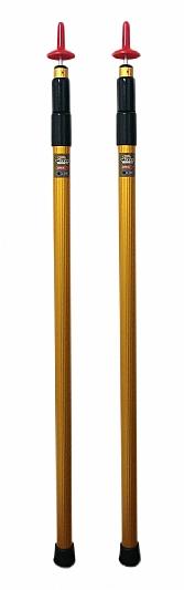 【【蘋果戶外】】速可搭 金箍棒 YK-110 Scooda 台製伸縮鋁管 (2支一組)伸縮鋁管 伸縮營柱 天幕帳