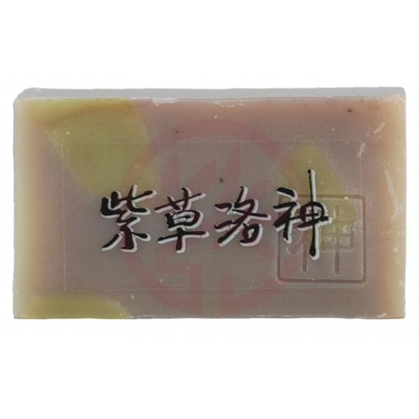 阿原肥皂 紫草洛神皂(100g)x1