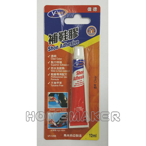 V-tech 補鞋膠 12ml_VT-129S
