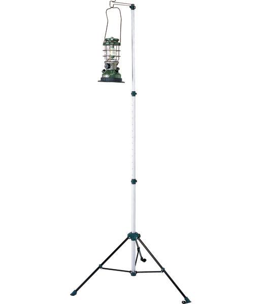 【露營趣】中和 美國 Coleman 極致品味 燈架 28段式調整高度 鋁合金吊燈架 燈架 燈勾 掛燈架 吊燈柱 CM-9035