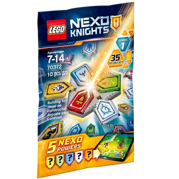 樂高積木LEGO《 LT70372 》Nexo Knights 未來騎士系列 - 未來騎士盾牌戰鬥包:第 1 代