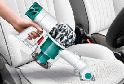 [建軍電器]含床墊吸頭 現貨開發票 Dyson V6 Mattress HH08無線吸塵器 美國五吸頭 HEPA濾網 除塵?HH07 SV09