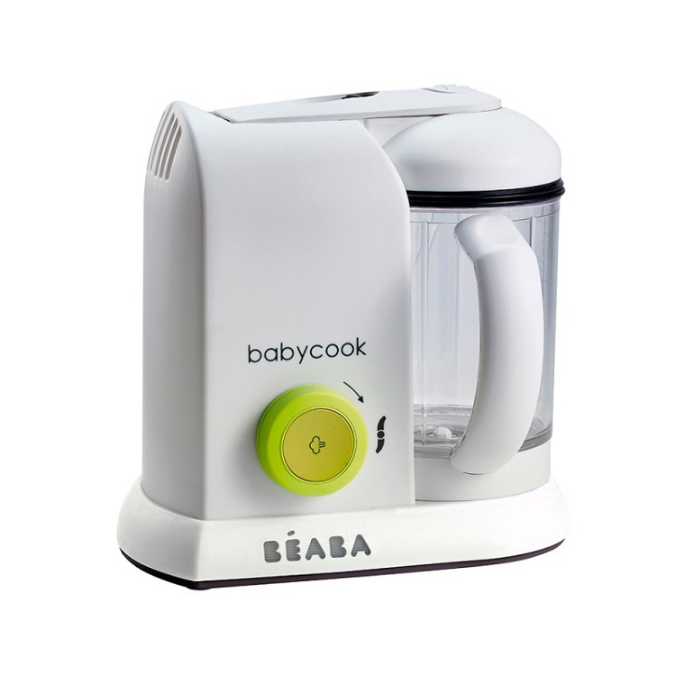 BEABA - Babycook Solo 四合一副食品調理機 -簡約白 (附官方代理奇哥保證卡)
