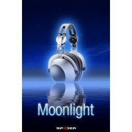 志達電子 S-HEPH-0002 Spider 第二代旗艦款專業耳罩式耳機 Moonlight Stereo Headphones