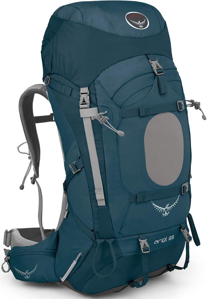 [ Osprey ] Ariel 65 精靈 專業登山健行後背包 女 海藍