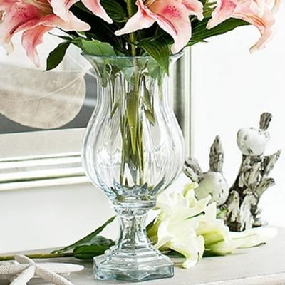 玻璃花瓶 插花花器-歐式麗人精緻藝術品居家擺件72ah26【獨家進口】【米蘭精品】