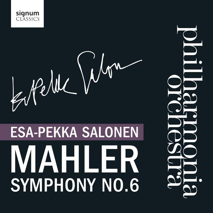 signum 沙隆年(Esa-Pekka Salonen)/馬勒:第6號交響曲(Mahler: Symphony No.6)【1CD】