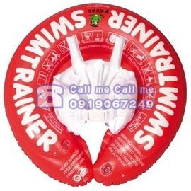 11/29只有今天 德國SWIMTRAINER ClassicFreds兒童學習游泳圈 0-4歲 (8-18kg)【紅色】特賣$599